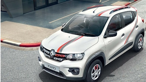 Renault Kwid Live For More Edition Arrived