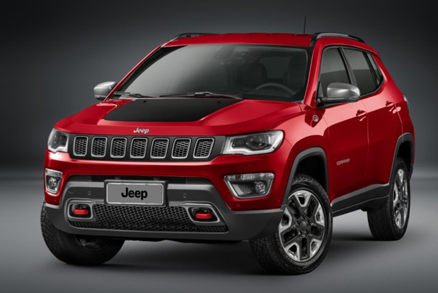 Jeep Compass ready to be in India during Q3 of 2017