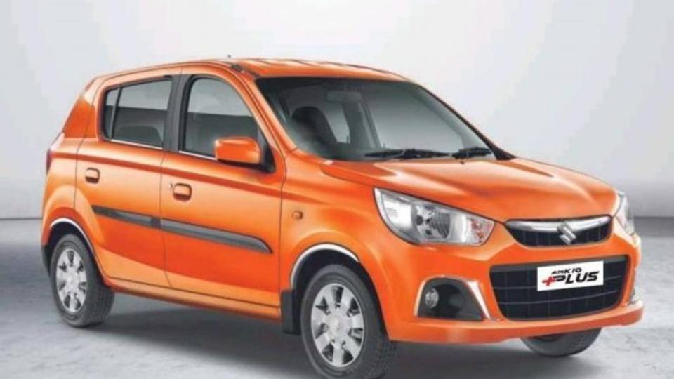 Maruti Suzuki unviel Alto K10 Plus Edition in India at Rs 3.40 lakh