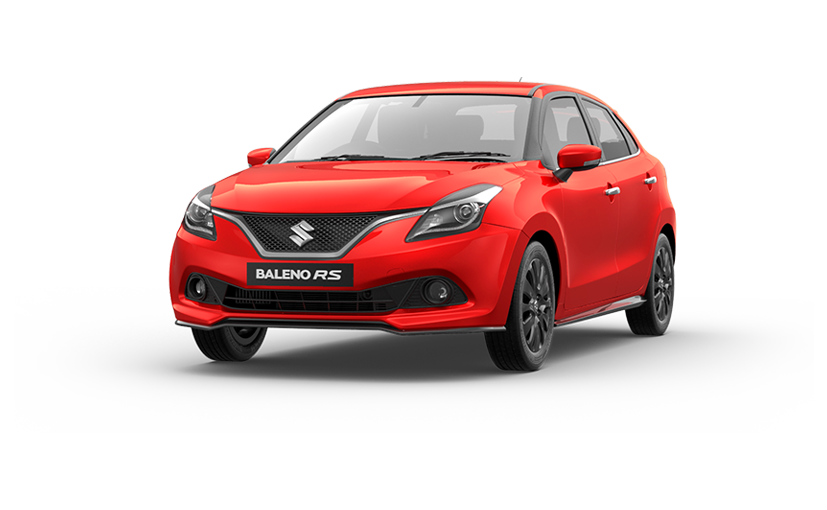 Maruti Suzuki Baleno RS Arrived in India at Rs 8.69 lakh