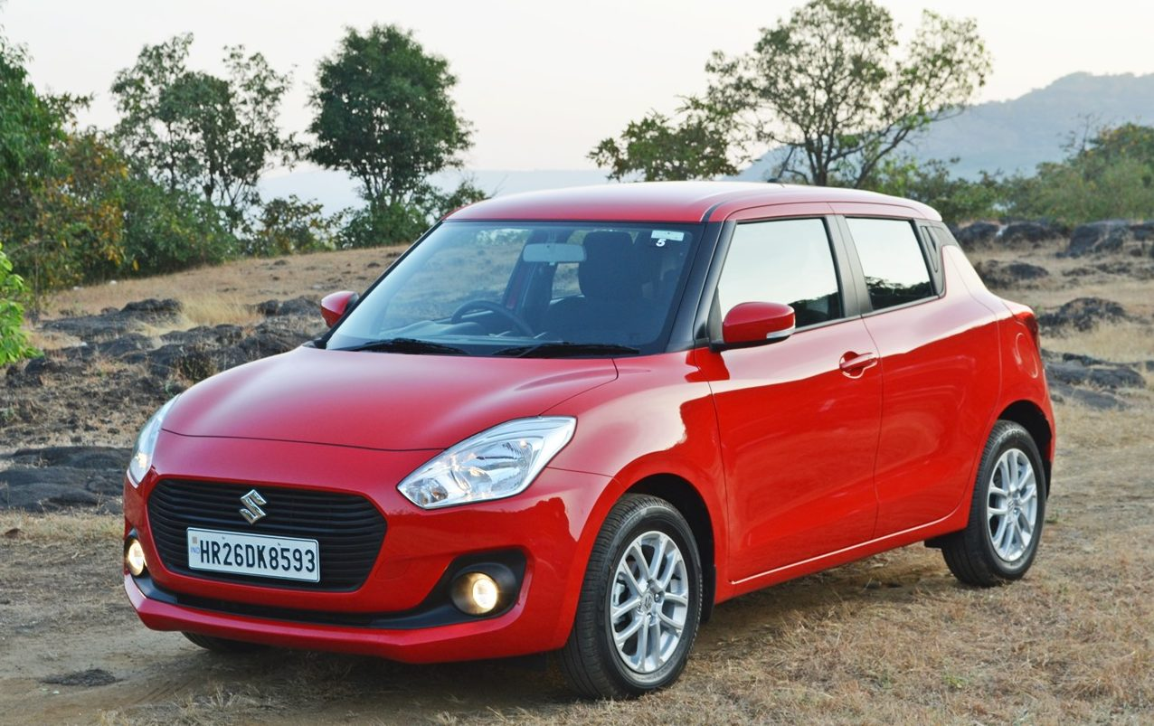 2018 All New Maruti Swift Review