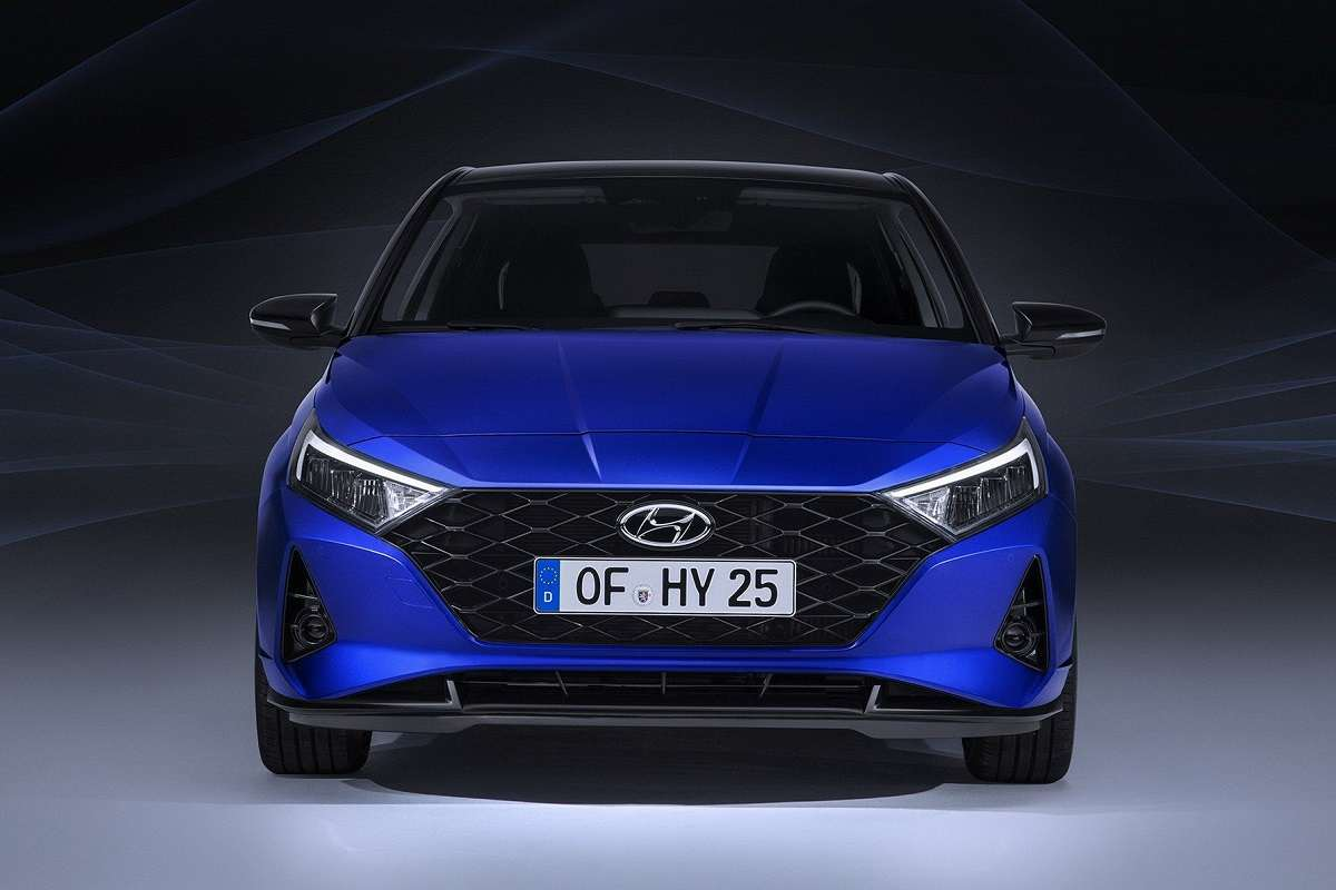 All-new Hyundai i20 bookings open.